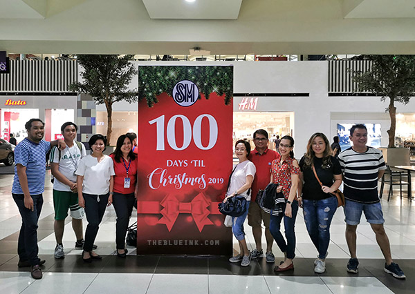 Countdown To 25 Days Of Christmas 2019.Sm Supermalls 100 Days Christmas Countdown 2019 The Blue Ink